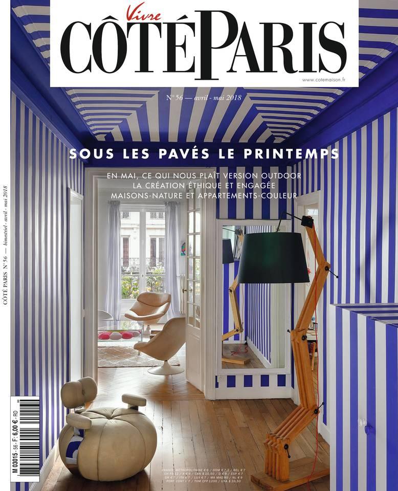 CÔTÉ PARIS n°56