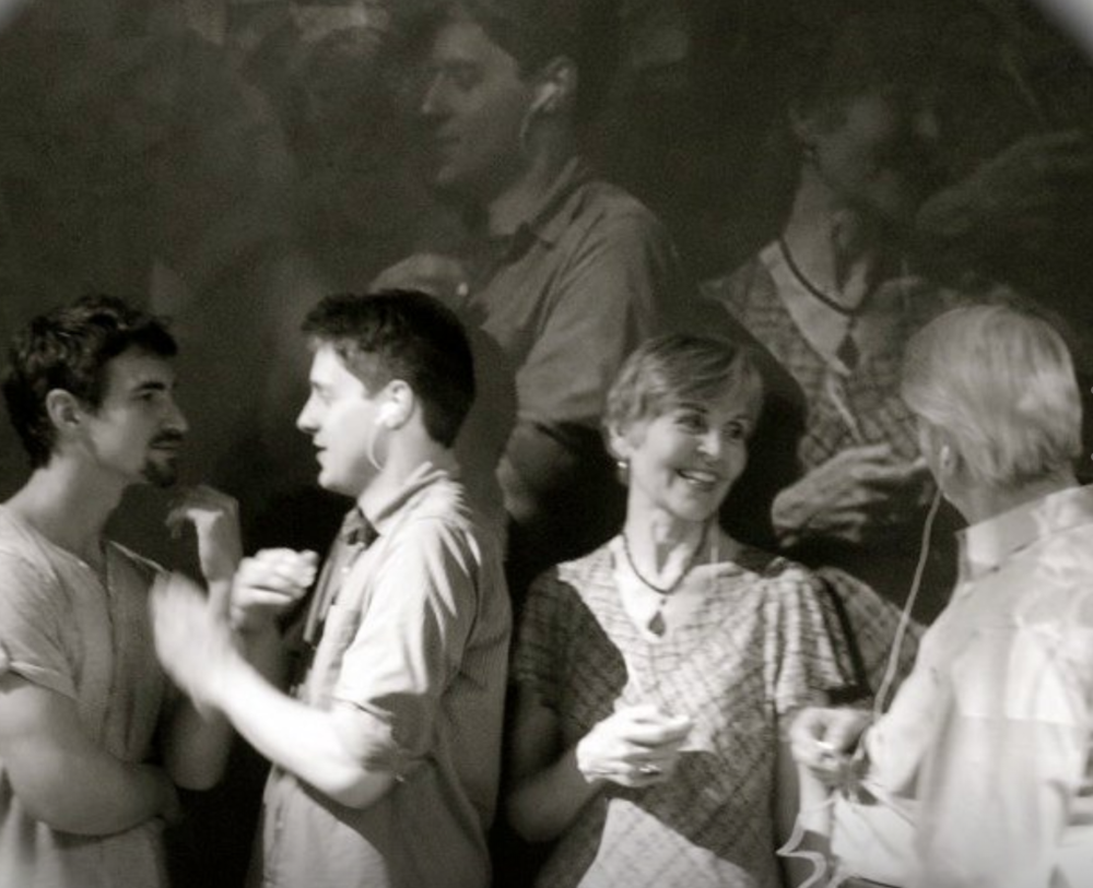 eugene's ghosts - Eugene's Ghosts was based on Eugene O'Neill's The Long Day's Journey Into Night, with Dale March, Seamus Maynard, Ted Pugh, and Fern Sloan, and directed by Ragnar Freidank