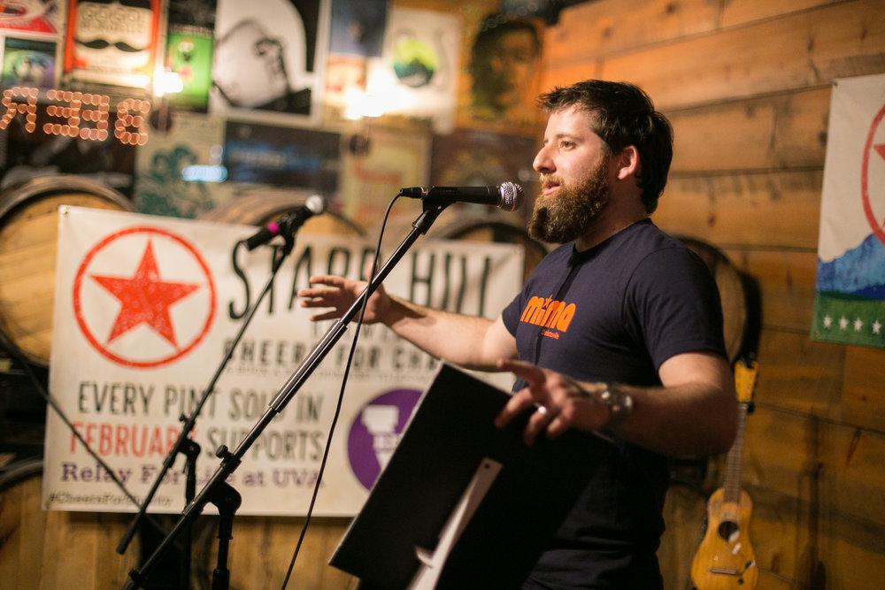 Adam Nemett - Founder, Trustee