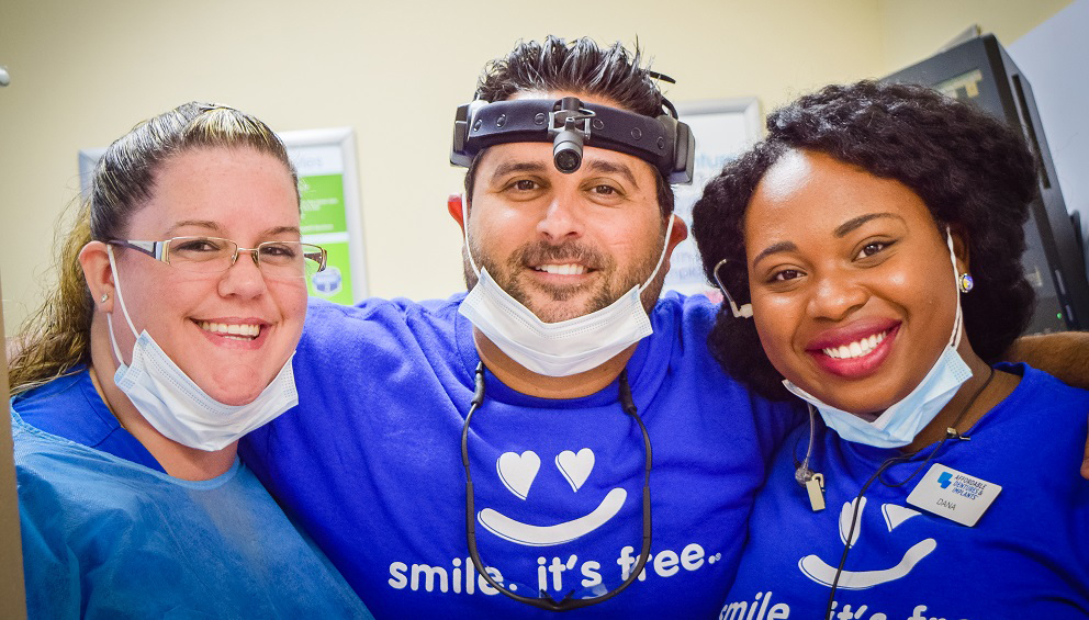 Mission: To provide a smile for every budget, delivered with compassion, dignity and respect. -
