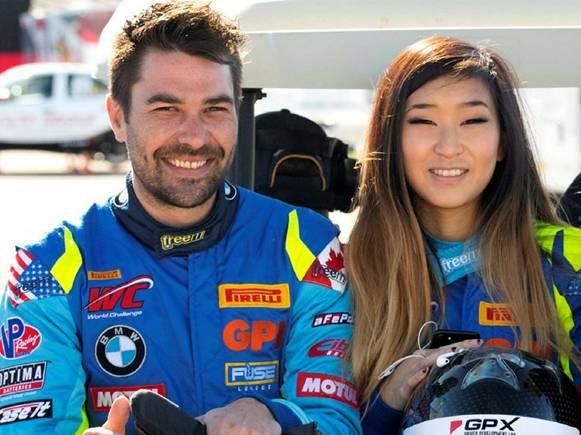 Nick Wittmer and Samantha Tan (photo credit: Lucas Scarfone)