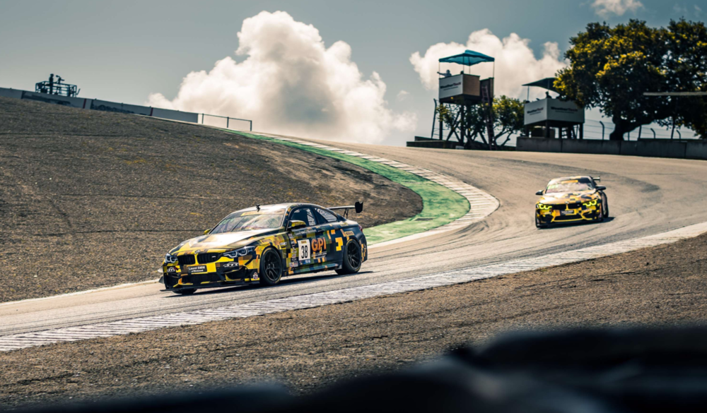 Photo: George Bucur - ST RACING CARS #38 AND #28 COMING DOWN CORKSCREW