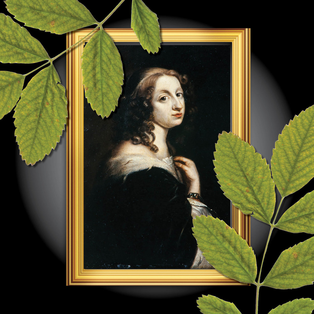 "Christina, Queen of Sweden    (1629-1689) lived a life deliciously ripe with scandal. At the age of 28— after having ruled Sweden for 10 years— Christina relinquished her throne, converted to Catholicism, and moved to Rome to become an actress and a musician... a move which prompted the Pope to dub her ""a queen without a realm, a Christian without faith, and a woman without shame."""