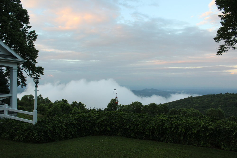clouds fog north carolina blue ridge mountains.JPG