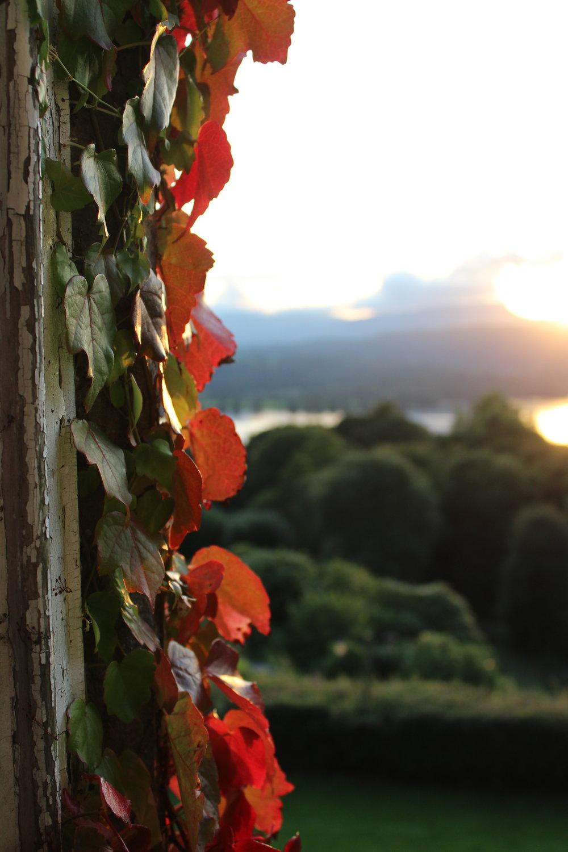 Lake District England Window Sunset.JPG