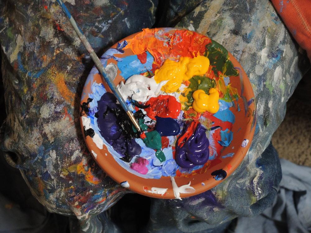 Pop n' Paint