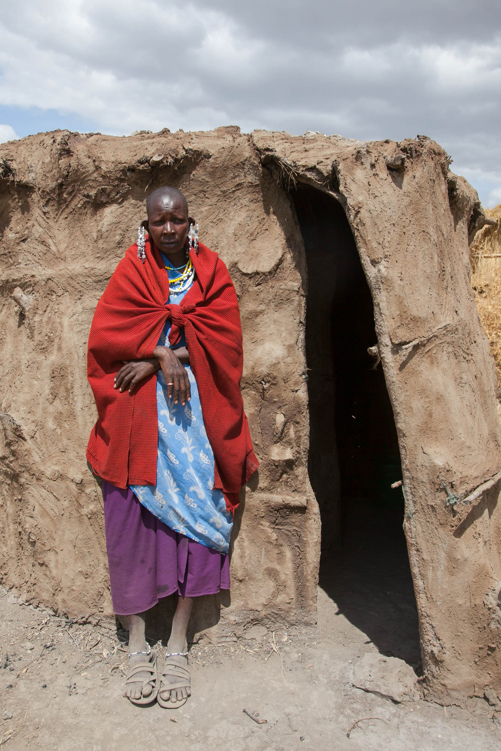 The Maasai's access to ancestral grazing territories are said to be threatened due to globalization land acquisition, luxury safaris, conservation, and climate change.