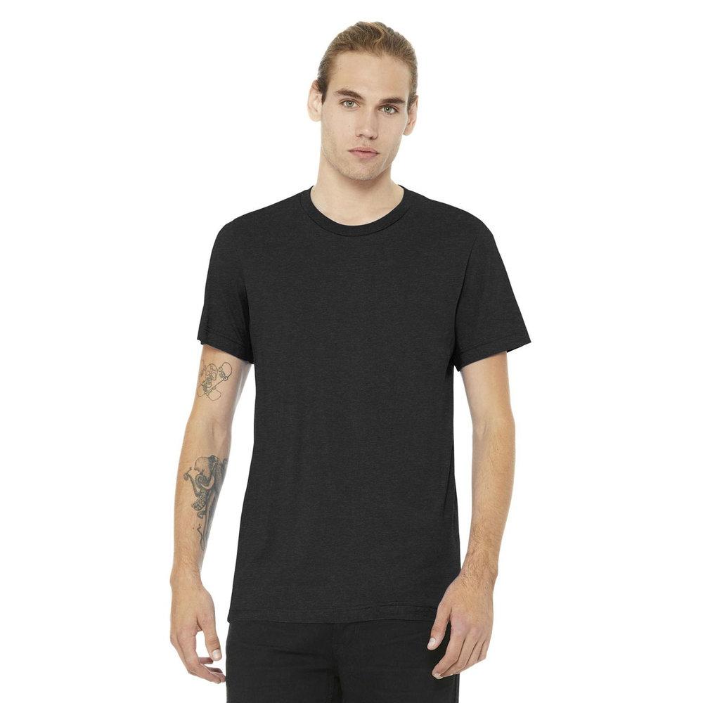 Short Sleeve Jersey Tee (Unisex) - Style #C3001