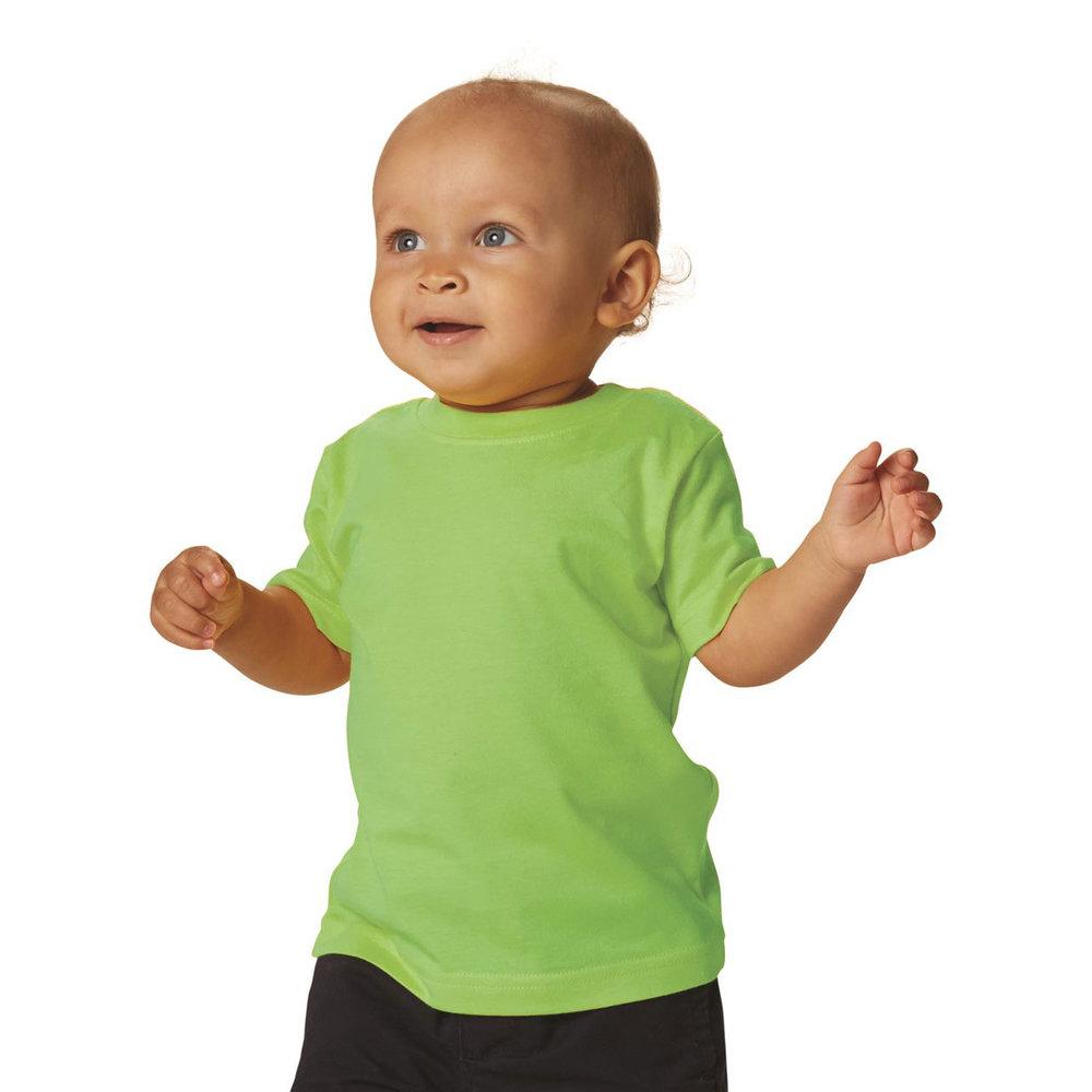 Infant Fine Jersey Tee (Unisex) - Style #3322