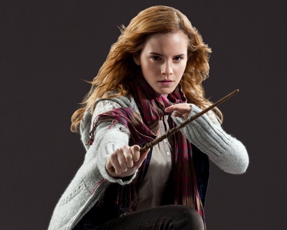 MADISON - Hermione Granger (Harry Potter) – My favorite bad-ass woman action hero is Hermione Granger. Growing up, she was one of the first characters I truly identified with. I was inspired by the way she drew strength from books and knowledge, and I continue to admire and appreciate her confidence and leadership.