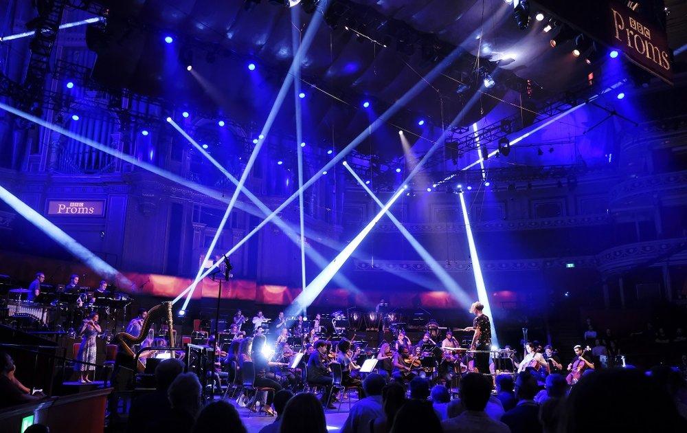 London Contemporary Orchestra @ BBC Proms 2018