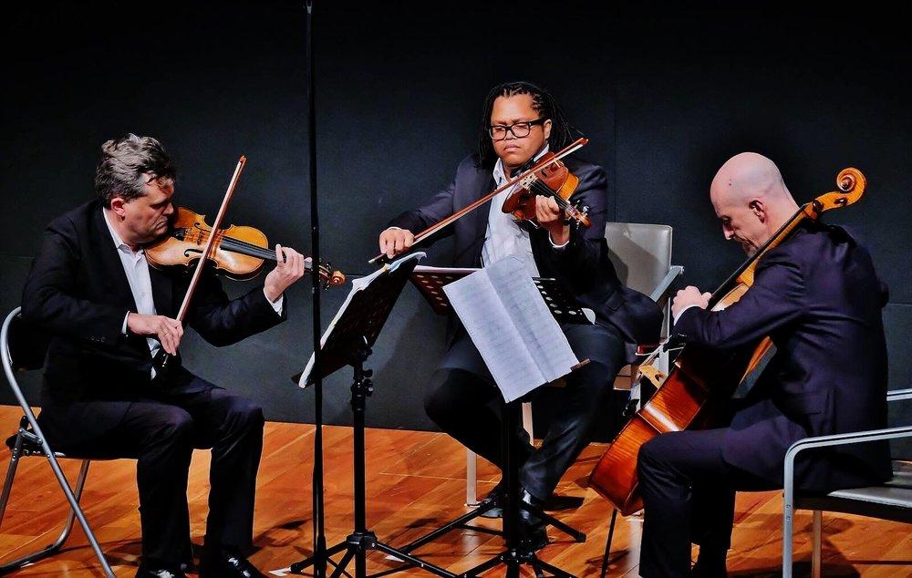 Kreutzer Quartet at BASCA British Composer Awards