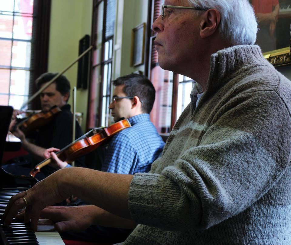 Kreutzer Quartet @ Royal Academy of Music w/ Michael Finnissy