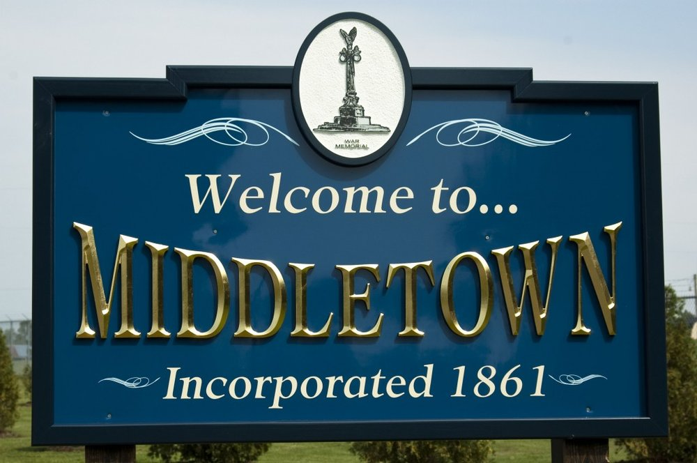Click on the photo to go to the Town of Middletown's Official Website