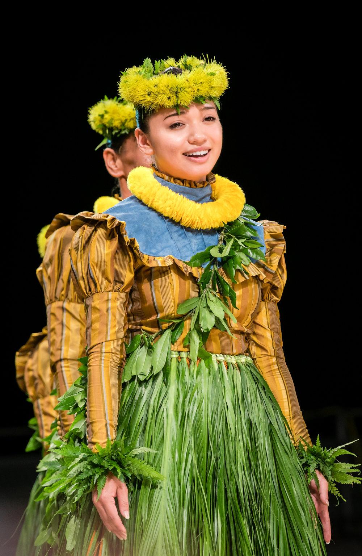 Hula Halau Manaola Merrie Monarch Festival Kahiko