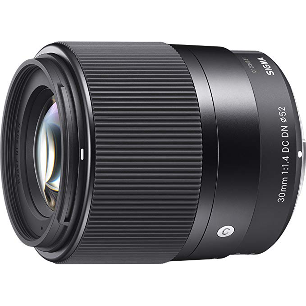 BMAC Sigma 30mm f/1.4 DC DN Lens