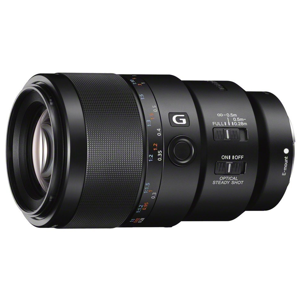 BMAC Sony 90mm f/2.8 Macro G OSS Lens