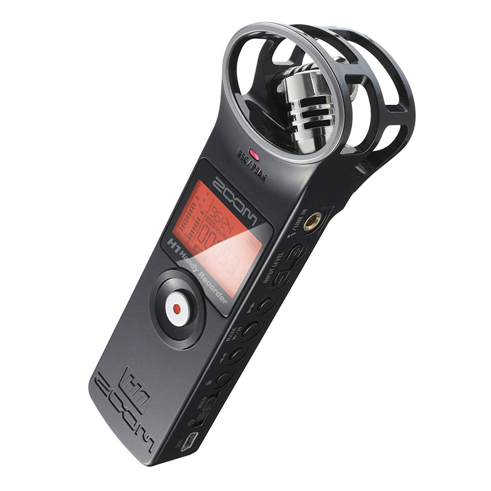 BMAC Zoom H1 Portable Digital Recorder