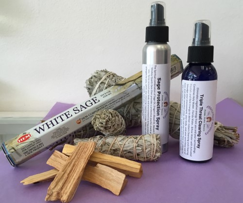 Sage & Clearing Products