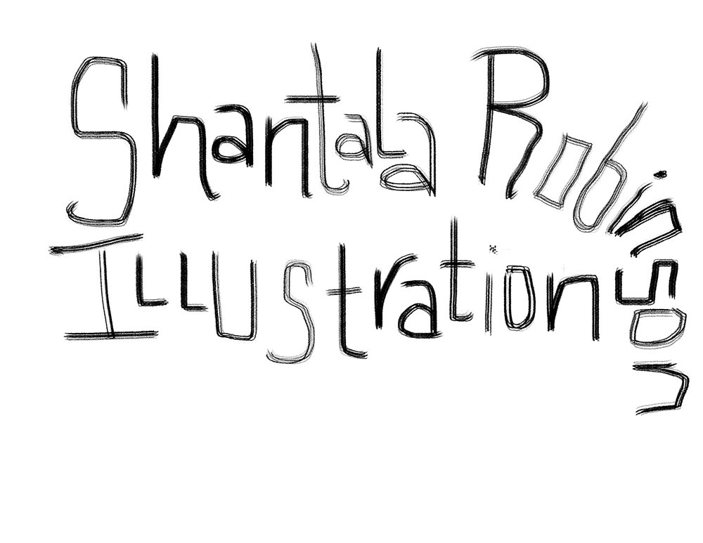 Shantala Robinson Illustration