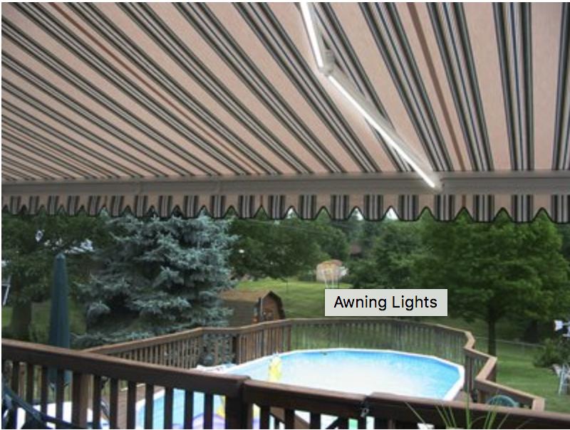 Awning Light Kit by Betterliving of Kansas City