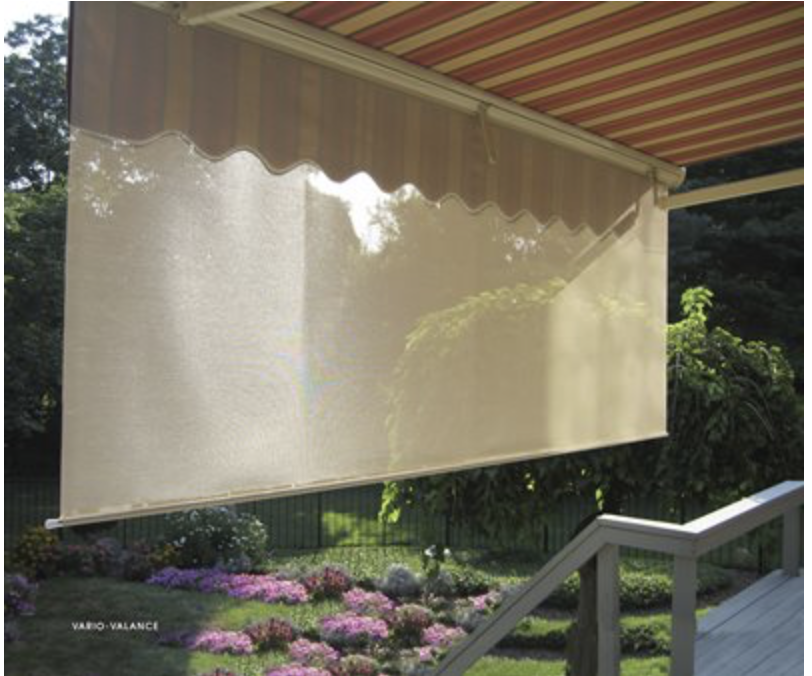 Additional Privacy for Awnings and Pergolas Kansas City