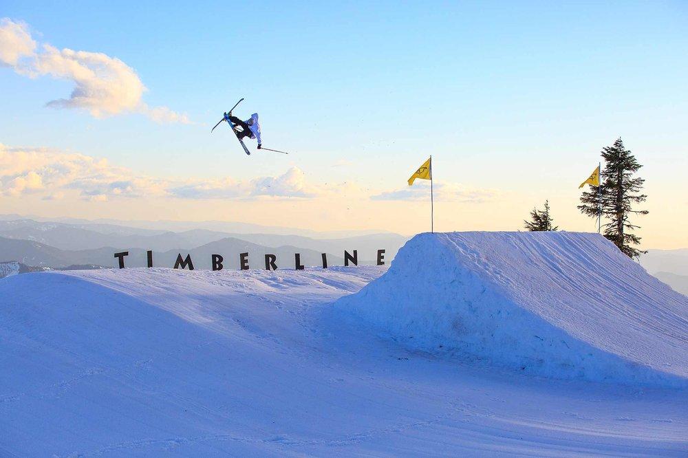 Timberline - 1955 / Summer Snow 1979. R.L. Kohnstamm
