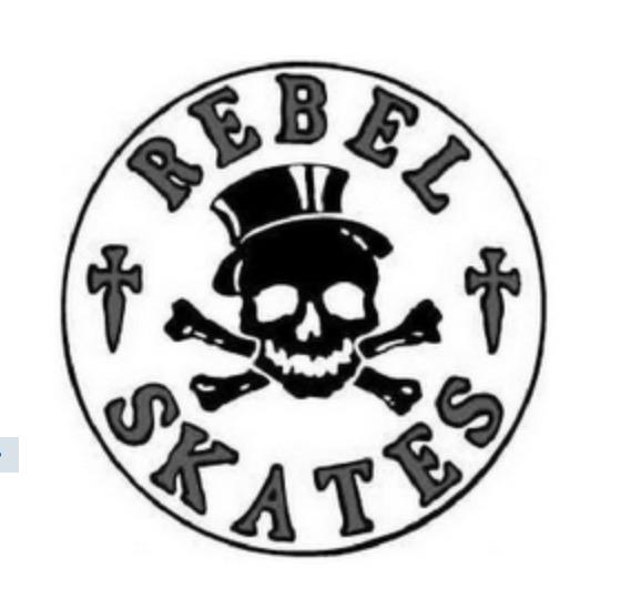 rebel skates boarding school - 1987 / On snow 1988. john hartung | mike estes | Kris jamieson