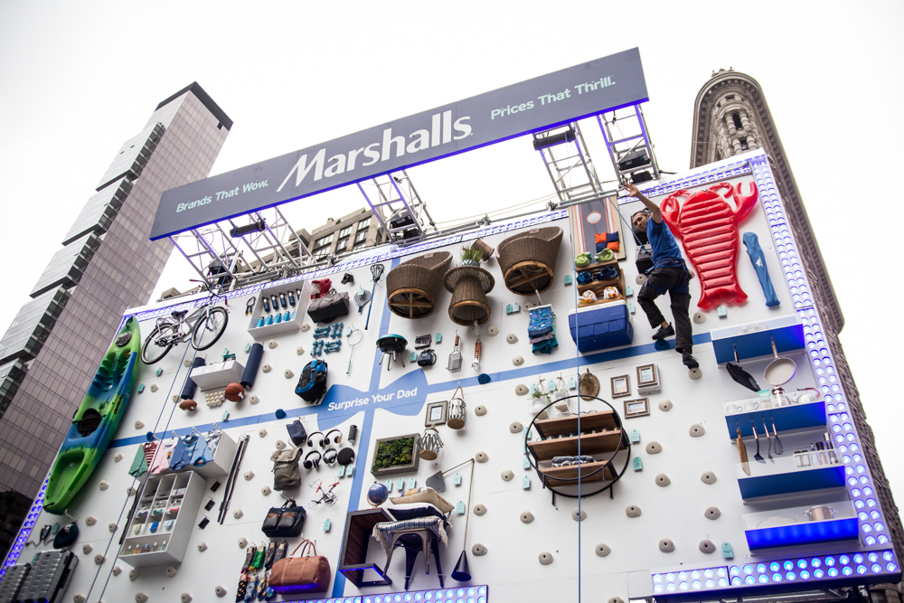 MARSHALLS: FATHER'S DAY BILLBOARD