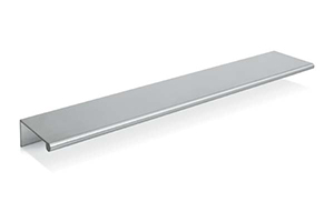 Tab Pull Brushed Nickel Extra Large