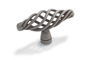 Twist Knob French Nickel