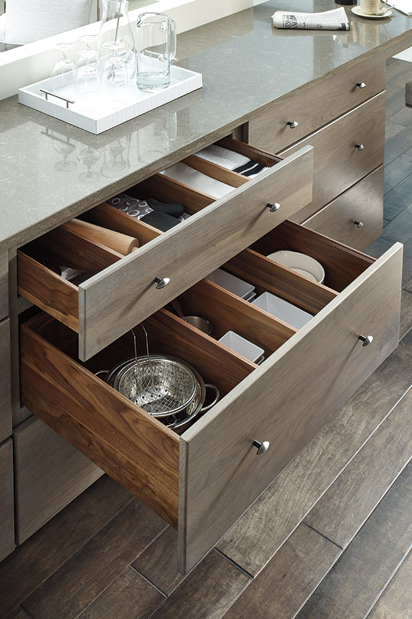 PINNACLE SERIES SPECIE MATCHED TRAY DRAWER DIVIDER INSERTS