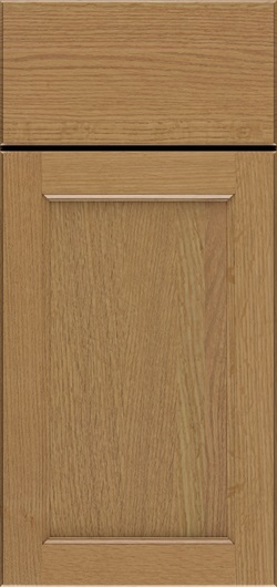 RORY Shown in Quartersawn Oak