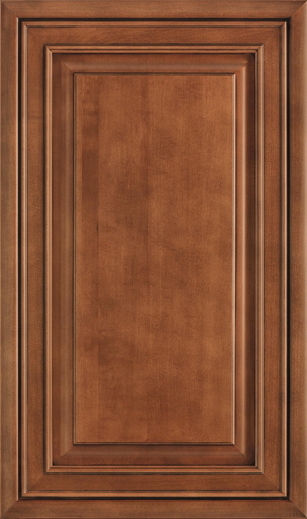 740  MAPLE AUBURN GLAZE