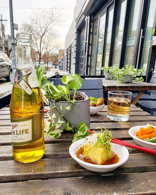 Friday is finally here! And Happy Hour starts at 5 #teobrooklyn . . . . . . #HappyHour #brooklyn #bushwick #bushwickartcollective #yaki #smallplates #ramen #eats #foodporn #meatonastick