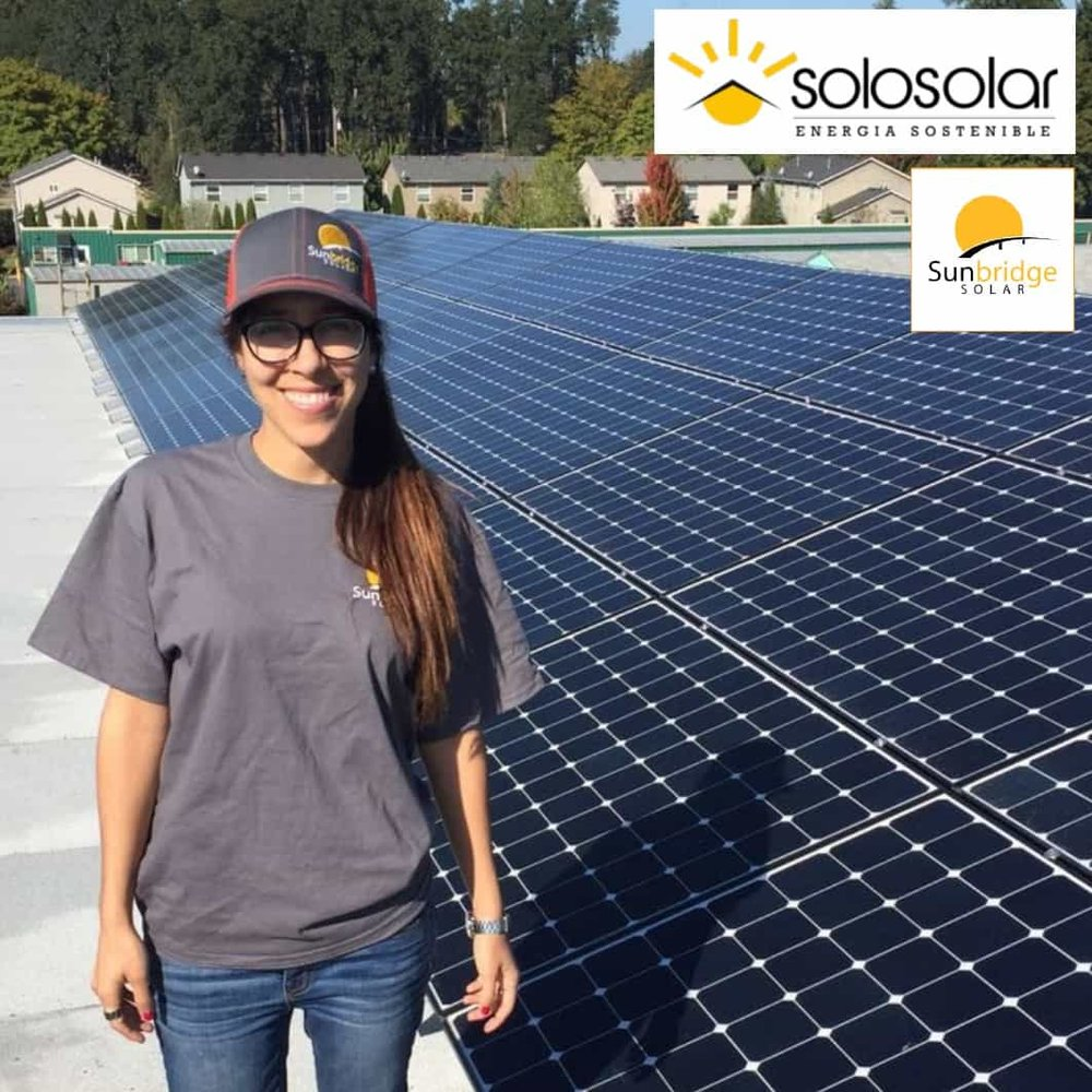 Image of Natalia from SoloSolar of Colombia | International Projects