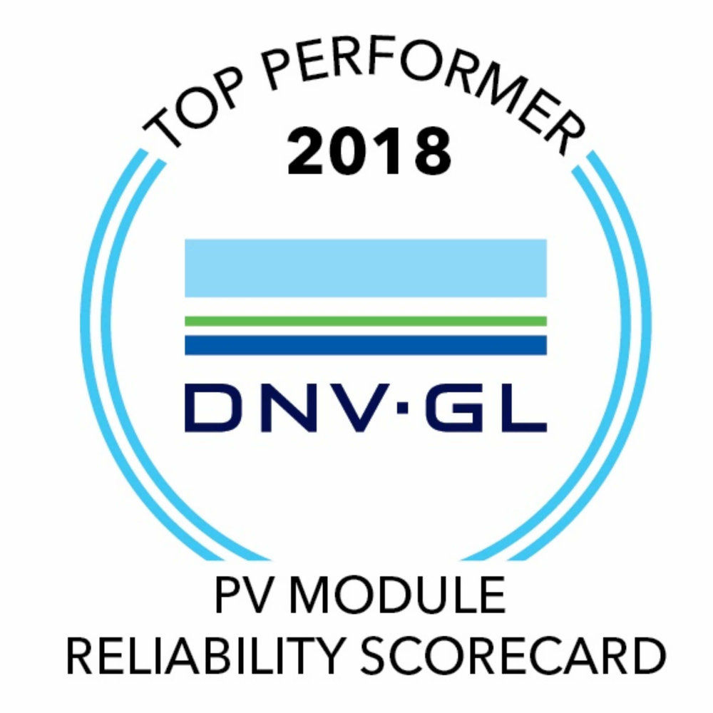 DNV GL Top Performer 2018