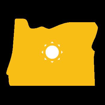 solar oregon icon