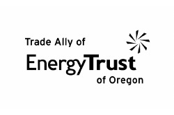 Official logo for being a Solar Trade Ally.