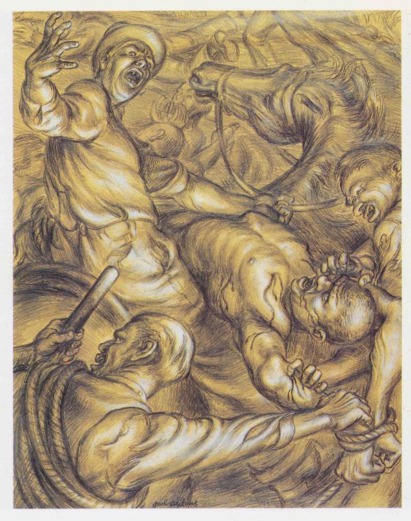 """To the Lynching!"", 1935"