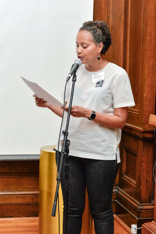 Rita Walters, Former Vice President of Advancement