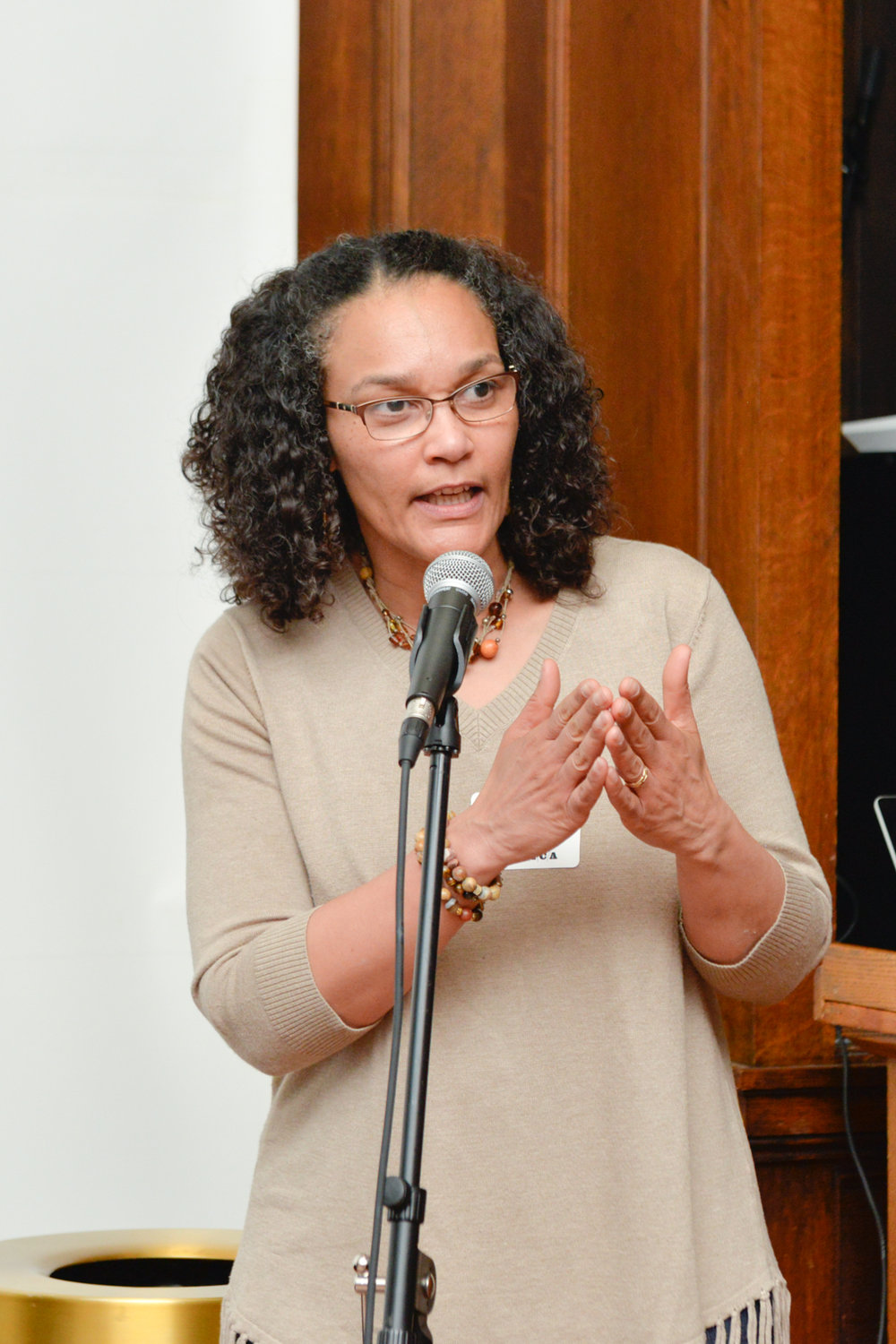 Colette Veasey-Cullors, Associate Dean for Design and Media, Former Department Chair - Photography