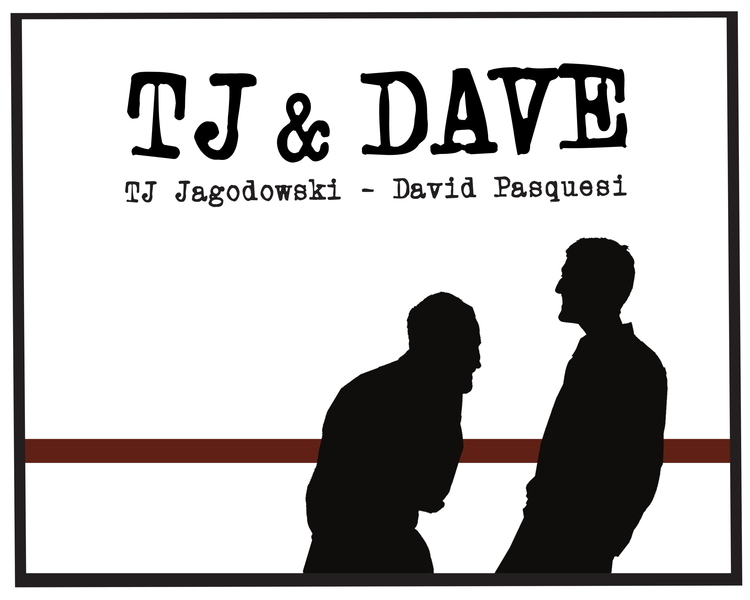 TJ & DAVE - Known as the Wright Brothers of the Unwritten, TJ & DAVE create full-length, hour-long plays from scratch (without audience suggestions). Always funny, they are also revered for their insightful, and deeply moving outcomes. And what makes them all the more remarkable – fans attest – is that these dazzling feats of comedic and acting ingenuity NEVER recycle stories or characters. Trust them – it is all made up.