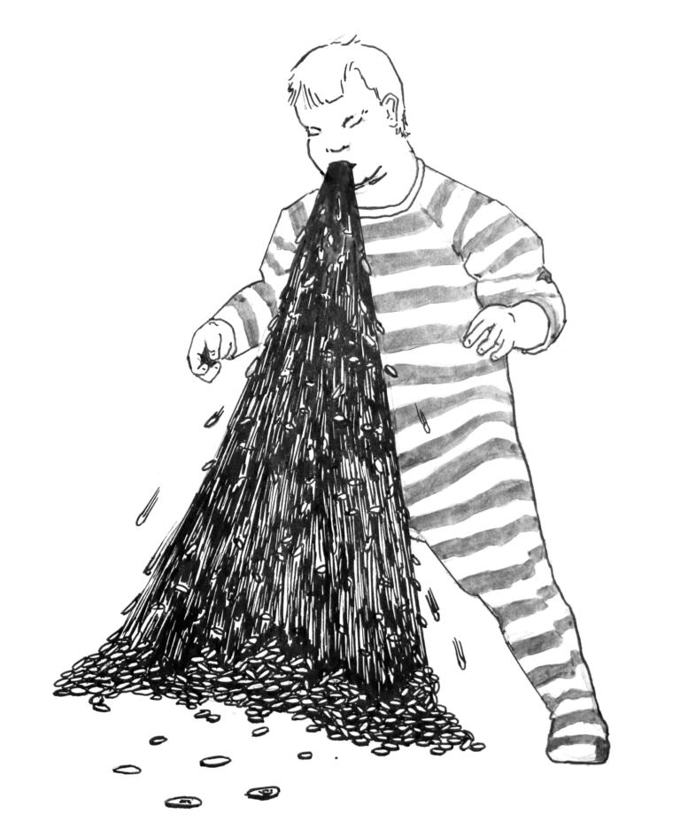 Illustration by Sam Rheaume
