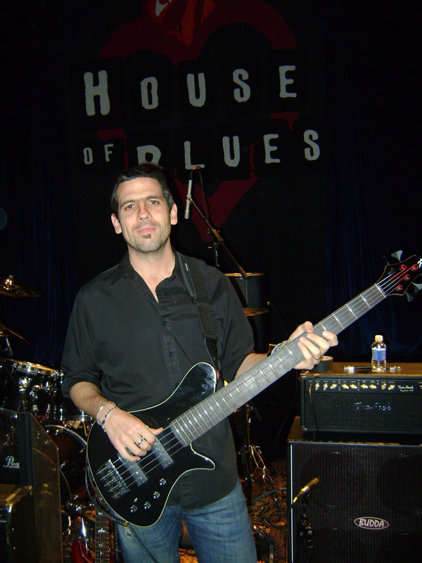 Nick D @ House of Blues.jpg
