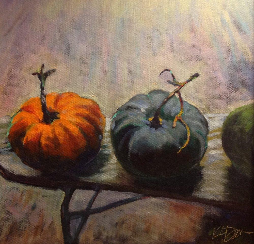 Cedros Pumpkins