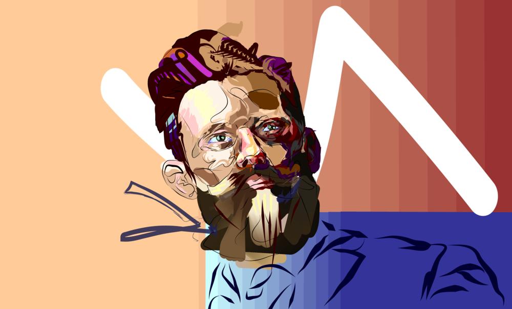 illustratorperthzafircolourstudy