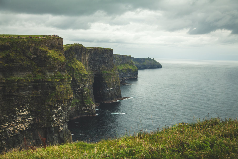 Cliffs of Moher, Liscannor, Co. Clare, Ireland