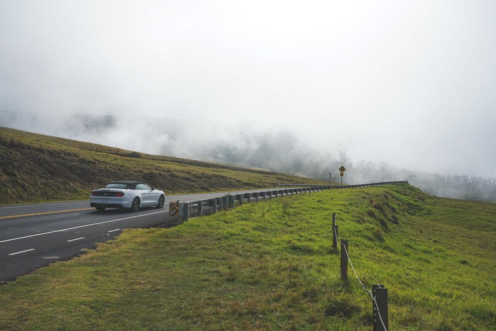 Haleakalā Highway