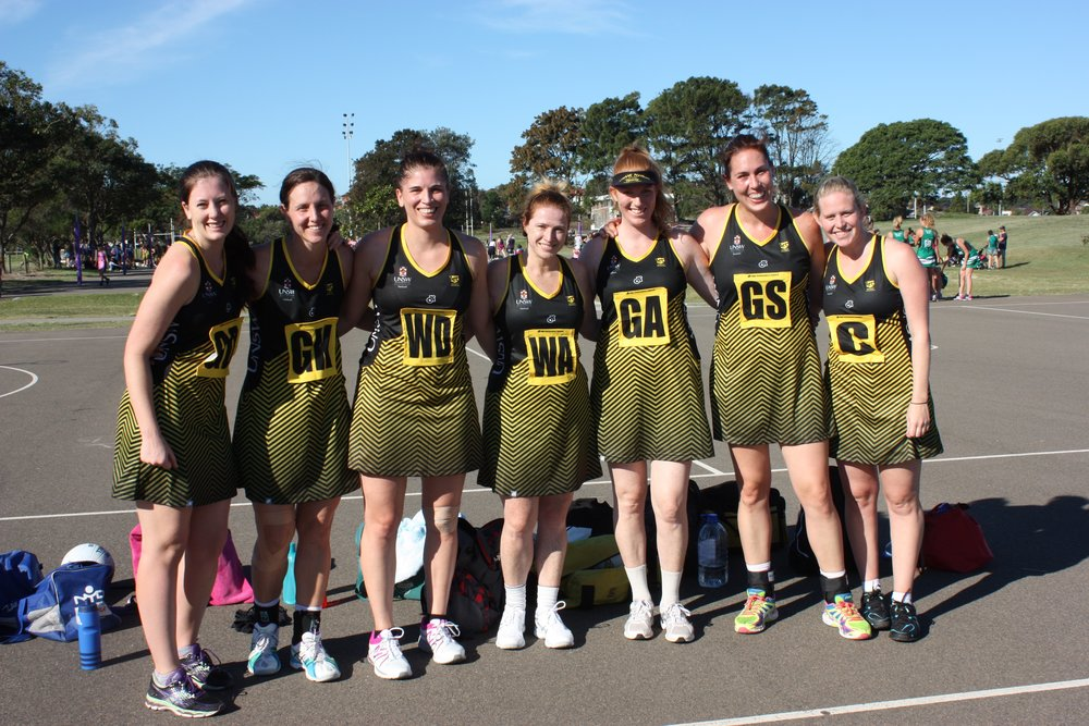 Join UNSW Netball -